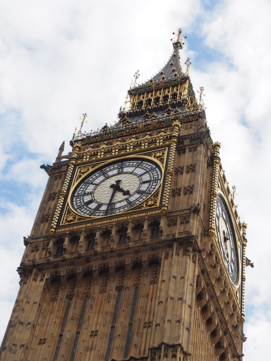 Big Ben's Tower